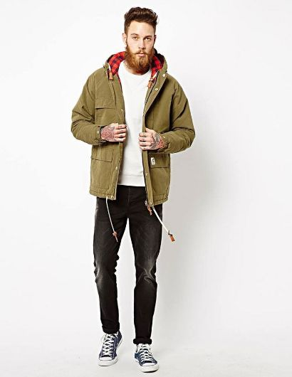 Picture of Casual Men Jacket