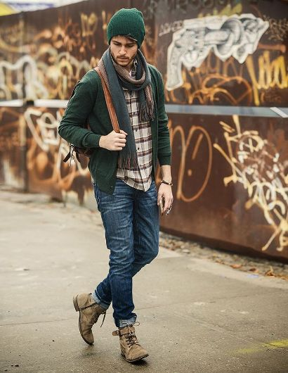 Picture of Urban Men Jacket