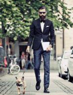 Picture of Cosmopolitan Men Coat
