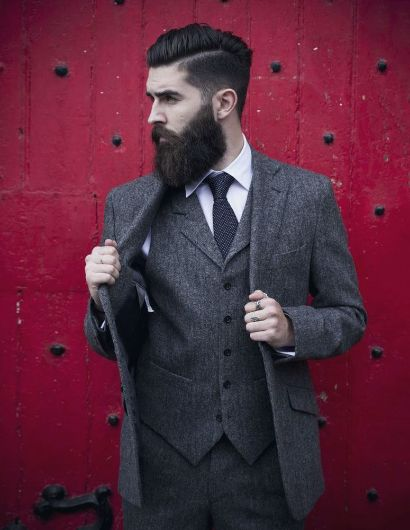 Picture of Vintage Men Coat