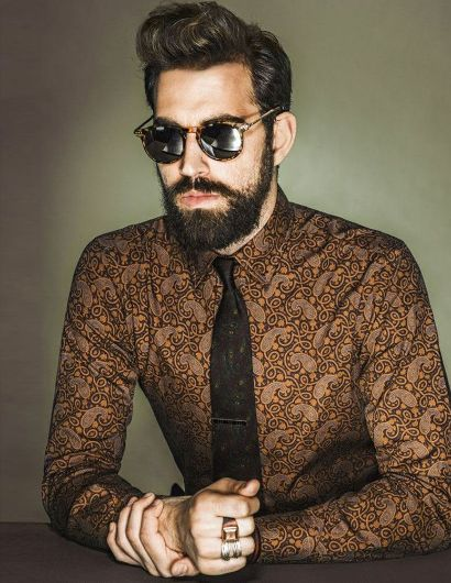 Picture of Classic Men Shirt