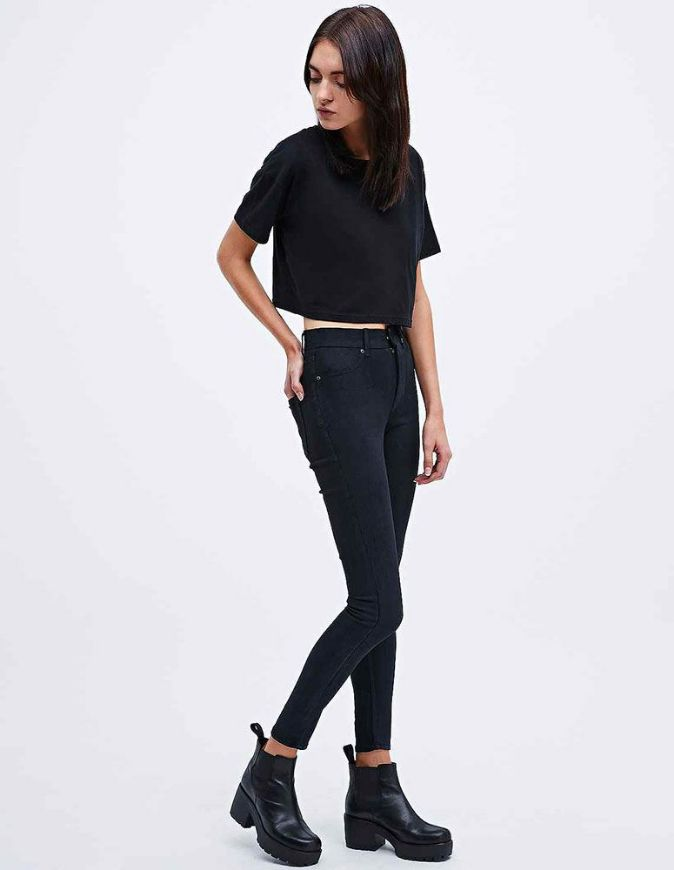 Picture of Fashion Women Jeans