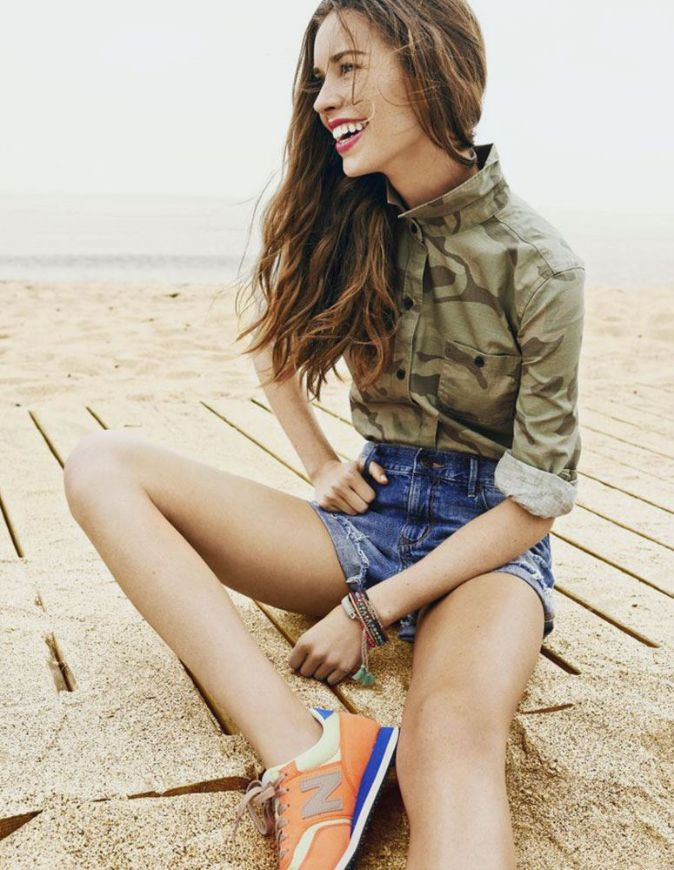 Picture of Street Fashion Women Shorts