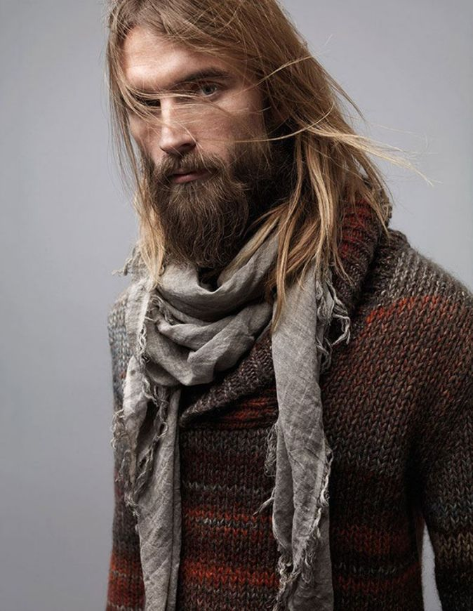 Picture of Metropolitan Style Scarve